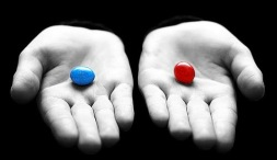Red-and-blue-pills