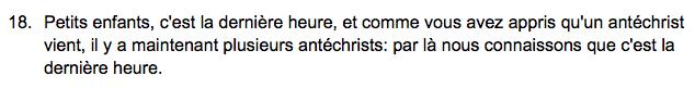 1 Jean 2-18