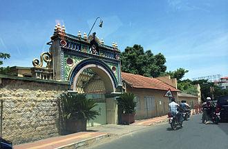 3Combiatore - Lakshmi_Mills,_Coimbatore_Northern_Gate